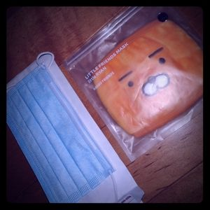 Accessories - Kakao Friends Ryan face mask germs protection